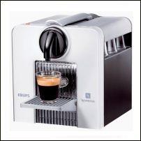 Bild: Espressomaschine Krups Le Cube XN 5000