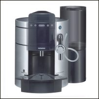 Bild: Espressomaschine Siemens Porsche Design TK911N2DE